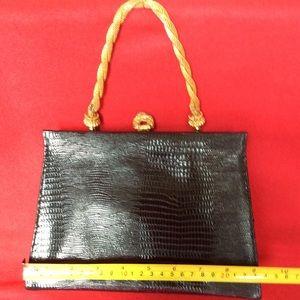 Vintage Alligator purse